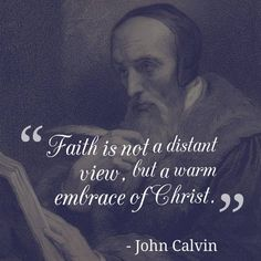 John Calvin was an influential French theologian and pastor during the Protestant Reformation. Bible Verses Quotes, Faith Quotes, Pastor Quotes, Scriptures, John Calvin Quotes, Spurgeon Quotes, Protestant Reformation, Soli Deo Gloria, Reformed Theology