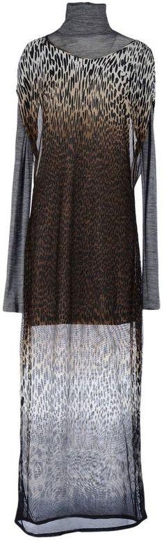 PF PAOLA FRANI 3/4 length dresses