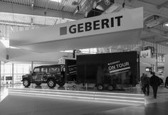 GEBERIT & KOLO joined exhibition stand - Art direction & production
