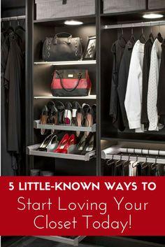 5 Non Obvious Custom Closet Design Tips U2013 Columbus Ohio