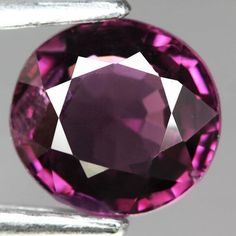 1.26CT.SHINING ! OVAL FACET PINK PURPLE NATURAL SPINEL SRI  LANKA #GEMNATURAL