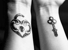 best friends tattoos 1