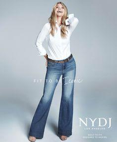 Christie Brinkley is gorgeous.
