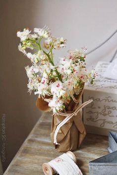 Ideas geniales para envolver flores