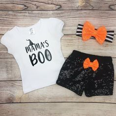 I Put a Spell on Daddy Toddler Girl Outfit, Fall Clothes for Girls, Cute Halloween Girls Outfit, I Put a Spell on Daddy Toddler Top - How To Build Confidence Fall Clothes For Girls, Cute Little Girls Outfits, Girls Fall Outfits, Baby Outfits, Newborn Outfits, Baby Girl Halloween Outfit, Toddler Girl Halloween, Halloween Outfits, Funny Halloween