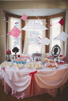 Incredible Mary Poppins birthday party! See more party ideas at CatchMyParty.com!