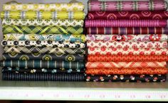 SPECIAL PRICE Chicopee Fabric Bundle, Denyse Schmidt for Free Spirit Fabrics, 22 Fat Quarters, quilt or craft fabric. $59.00, via Etsy.