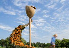 Ru urban beehive : Ruche esthétique et urbaine