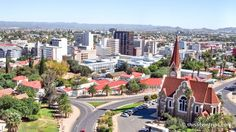 A Whirlwind Day in Windhoek - Touring Namibia's Capital
