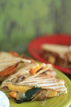 Quick & Easy Dinner: Quesadillas