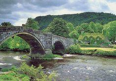 Llanrwst North Wales