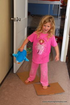 Fun Activity to Teach Kids Efficiency and Problem Solving