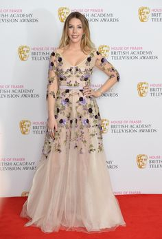 Katherine Ryan poses in the winners room at the House Of Fraser British Academy Television Awards 2016 at the Royal Festival Hall on May 2016 in London, England. Get premium, high resolution news photos at Getty Images Sara Pascoe, Katherine Ryan, Festival Hall, Tv Awards, Tv Presenters, Anna Kendrick, Maisie Williams, Celebs, Celebrities