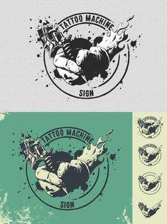 tattoo machine sign - Tattoo For Women Small Tattoos, Mini Tattoos, Bible Tattoos, Tan Tattoo, Dibujos Tattoo, Dragon Sketch, Lion Pictures, Tattoo Studio, Tattoo Machine