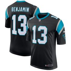 Kelvin Benjamin Carolina Panthers Nike Classic Limited Player Jersey -  Black. Nfl ... c37f6c576