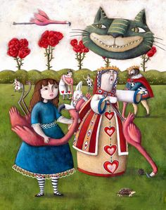 Martina Peluso, Alice's Adventures in Wonderland