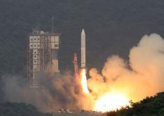 イプシロンロケット試験機、打ち上げ成功! | ファン!ファン!JAXA! Epsilon launched successfully!