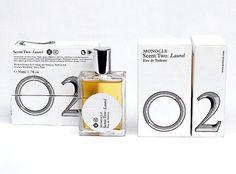 Comme des Garcons - Monocle Scent Two Laurel Eau de Toilette - Laurel is Monocle's second fragrance in collaboration with Comme des Garcons. Comme Des Garcons Perfume, Laurel, Perfume Packaging, Packaging Design Inspiration, Lotion, Health And Beauty, Fragrance, Cosmetics, Product Packaging