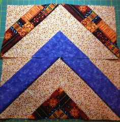"""4"""" WOF (width of fabric) Strips in 3 Colors.   Half of these are the background c..."""