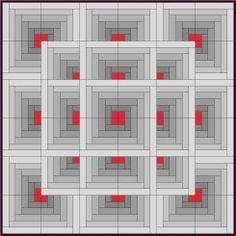 Ilusion em patchwork - Pesquisa Google