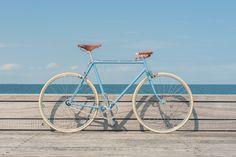 Sky Blue Bike! Just like my new ride, Jaiko2