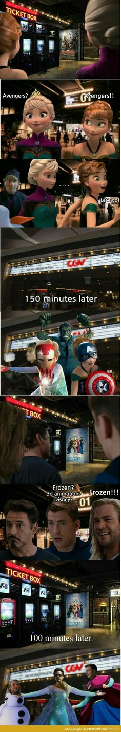 can we take a moment to appreciate this / marvel humor / Disney humor Disney Memes, Humour Disney, Funny Disney Jokes, Funny Marvel Memes, Dc Memes, Marvel Jokes, Marvel Marvel, Disney Facts, Really Funny Memes