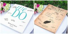 5 Clever Wedding Guest Book Alternatives!  Where Brides Go (TM) - Everything for your wedding!