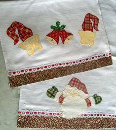 Saco alvejado de boa qualidade e o barrado com tecido 100% algodão e passa fita com fita de cetim. Podem ser feitos em vários motivos!!    Bordado a mão.. R$ 22,00