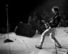 Pete Townshend and his creepers