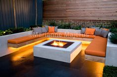 Chill out garden   Charlotte Rowe Garden Design
