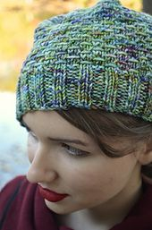 Ravelry: Canfield Hat pattern by Jessica K. Larson