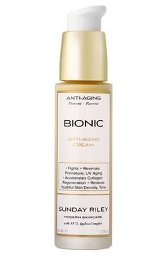 Sunday Riley 'Bionic' Anti-Aging Cream | Nordstrom (I don't think I'll be buying any for $225, but I had a sample and I have to say it felt wonderful on my skin!)