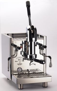 Bezzera Strega  A lovely spring piston lever espresso machine with HX that is on top of my list :-)