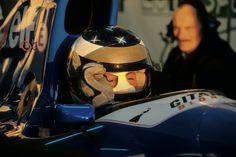 1994 Ligier - Renault (Michael Schumacher test motor Renault)