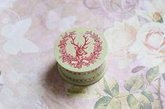 Pink Christmas par Nino Designs sur Etsy