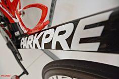 K999 #madeinitaly #detail #carbonframe #parkpre