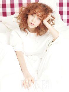 Goo Hara // Elle Korea // April 2013