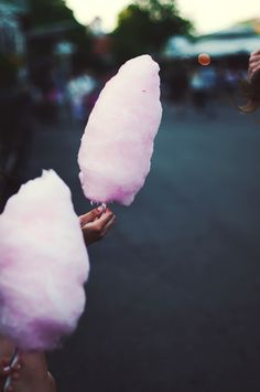 Cotton candy is the best summer time scent.