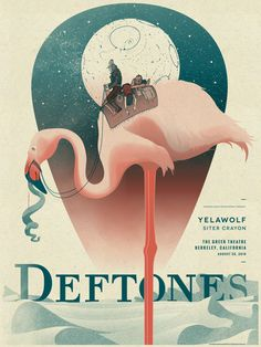 Another Planet Entertainment – Gig posters