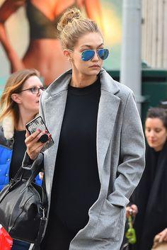 Gigi's Street style.