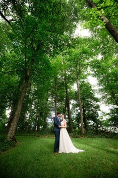Married under a canopy of trees. Sigh.  Taken at the Cabin Ridge in Hendersonville, NC Canopy, Canopies