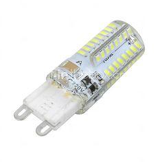 3W G9 Bombillas LED de Mazorca T 64 SMD 3014 300-400 lm Blanco Cálido / Blanco Fresco AC 100-240 V - EUR €1.95