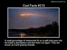 Cool facts #210  http://en.wikipedia.org/wiki/Earth-grazing_fireball