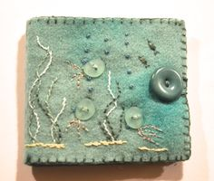 Under the Sea by sandymairart on Etsy
