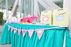 Princess Party Theme - DIY Party Decorations and Printables