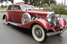 Beautiful Duesenberg J365 sold at auction for $1.65m!  From Hemmings Motor News