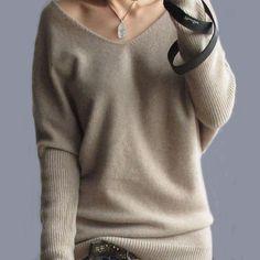 WOMEN Cashmere V Neck Sweater B - UNIQLO UK Online fashion store ...