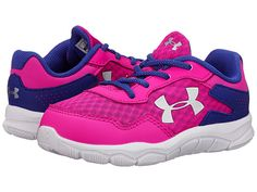 Under Armour Kids UA Engage II BL (Infant/Toddler)