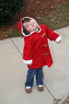 Oliver + S School Days Coat