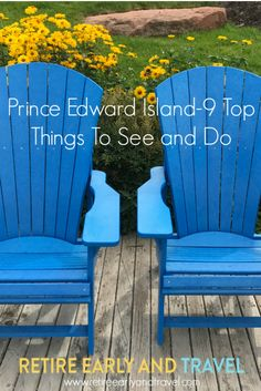Its beautiful green pastoral landscapes surrounded by quaint maritime communities makes Prince Edward Island picturesque. Click to Read! https://www.retireearlyandtravel.com/prince-edward-island/